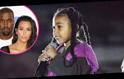 Kim Kardashian: My Daughter North Gets Her Confidence From Dad Kanye West