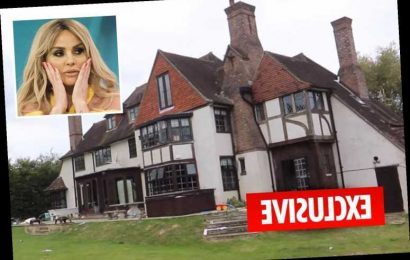 Katie Price's mucky mansion set on fire leaving firefighters to tackle blaze at 'cursed' home