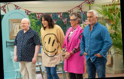 Great British Bake Off is filthier than ever with 'boob cakes' and Prue Leith declaring 'I like baked helmet'