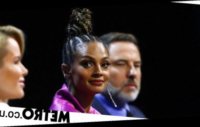Alesha Dixon hasn't threatened to quit BGT over Diversity routine