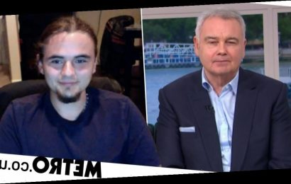 Eamonn Holmes puts Prince Jackson on spot over dad Michael Jackson