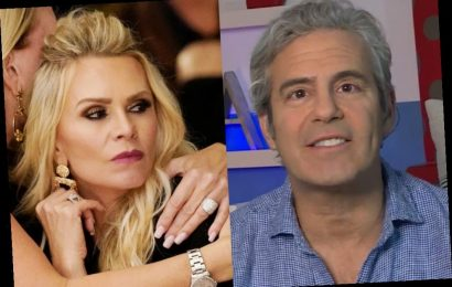 Andy Cohen Reacts To Tamra Judge Claim She Was Axed From 'RHOC' Due To Her Age