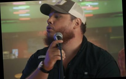 Luke Combs Heads to the Roller Rink in 'Lovin' On You' Video