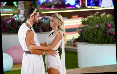 Connor & Mackenzie Are Elated To Be Reunited After 'Love Island'