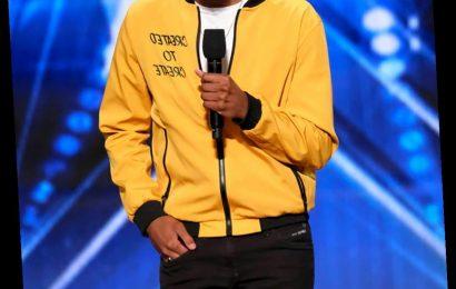 AGT: Spoken Word Artist Brandon Leake Performs Powerful Black Lives Matter Poem in Quarterfinals