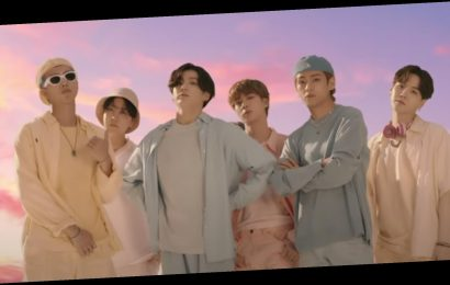 BTS Becomes First South Korean Band to Hit No.1 on Billboard Hot 100 Chart with Single 'Dynamite'