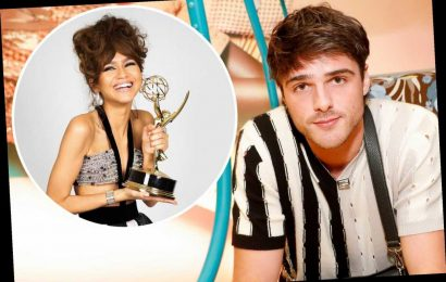 Jacob Elordi congratulates rumored ex Zendaya on Emmys 2020 win