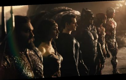 New 'Justice League' Snyder Cut Score Teased by Original Composer Tom Holkenborg