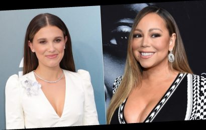 The truth about Mariah Carey and Millie Bobbie Brown's friendship