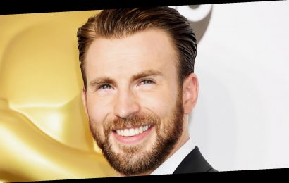 The perfect response Chris Evans had to his social media scandal
