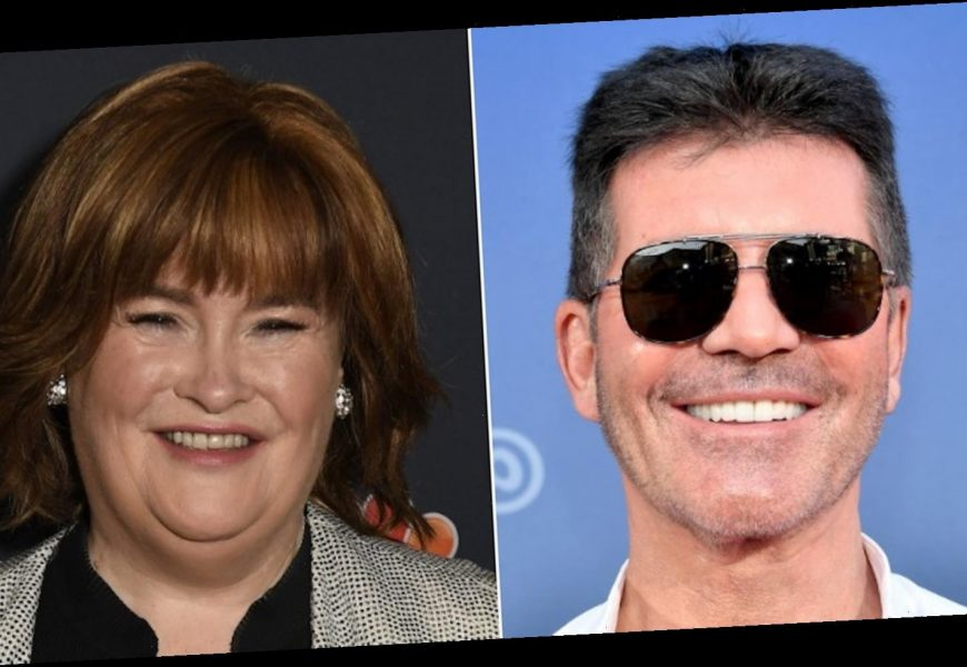 How Simon Cowell and Susan Boyle really feel about each other