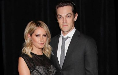 Ashley Tisdale Is Pregnant and Expecting Her First Child With Husband Christopher French