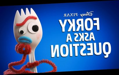 Pixar Wins First Ever Emmy Award For 'Forky Asks a Question'