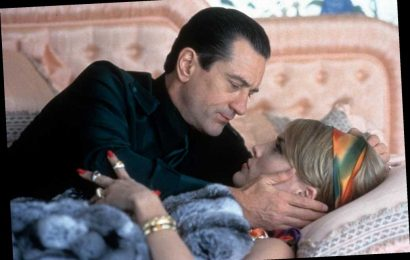 Sharon Stone says Robert De Niro was her best on-screen kiss