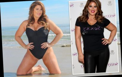 How much weight did Emily Simpson from RHOC lose?