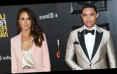 Trevor Noah & Minka Kelly Are Reportedly Dating & In A 'Serious Relationship': 'They're Very Happy'