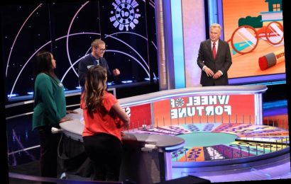 'Wheel Of Fortune': EP Mike Richards Explains How Long-Running Game Show Turned COVID-Proof