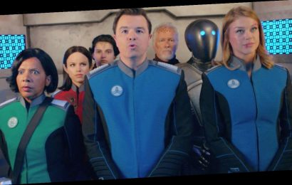 The Orville Creator Seth MacFarlane Gives An Update On Season 3