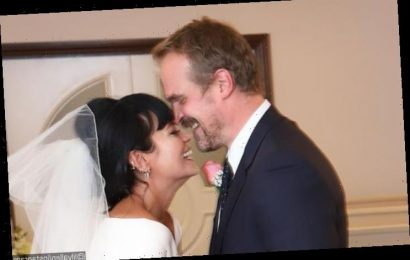 Lily Allen and David Harbour Celebrate Las Vegas Wedding With In-N-Out Burgers