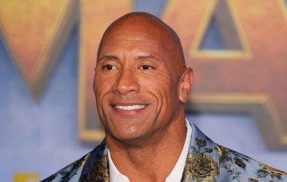 The Rock reveals family coronavirus battle