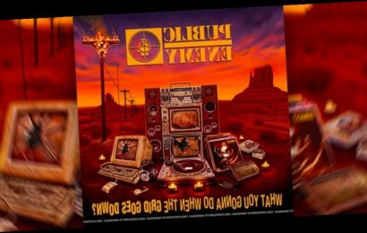 Public Enemy Makes Their Triumphant Return in 'What You Gonna Do When The Grid Goes Down?'