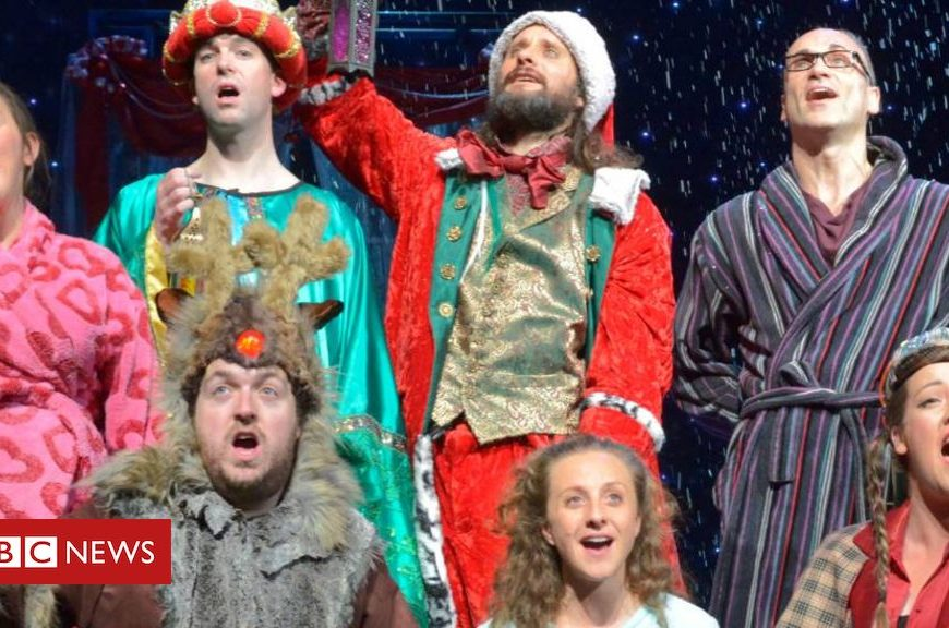 Drive-in Car Park Panto to tour UK (Oh yes it is!)