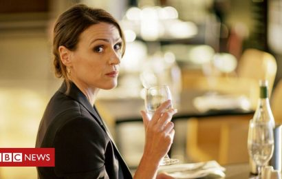 What becoming a mum taught Suranne Jones