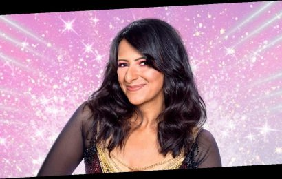 Ranvir Singh talks 'foreboding' Strictly Come Dancing warning from Susanna Reid