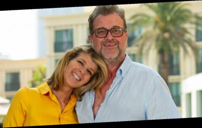 Kate Garraway reflects on difficult year as husband Derek fights in hospital