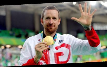 Cyclist Bradley Wiggins has made up home with a 'PR girl' after split from wife