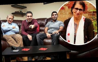 Gogglebox cast favourites the Siddiqui family share rare picture of barely-seen mum