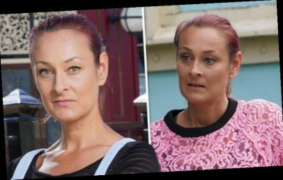 EastEnders Tina Carter star Luisa Bradshaw-White quits BBC soap amid Mick abuse plot