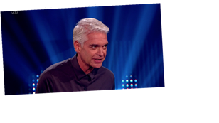 Phillip Schofield emotional as dad gives Million Pound Cube winnings to kids