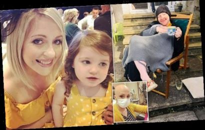 Mother with cancer says doctors told her three times it was 'nothing'