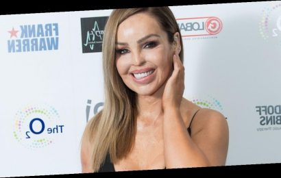 Acid attack model Katie Piper claims she was 'hugged by angel' in hospital