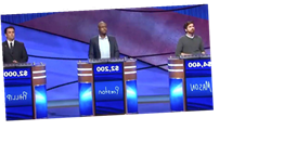 'Jeopardy!' Contestants Almost Shut Out In Yankee Stadium Category Fail