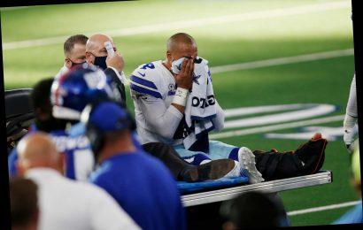 NBC Analyst Tony Dungy Calls Dak Prescott's Horrific Ankle Break 'Blessing In Disguise'