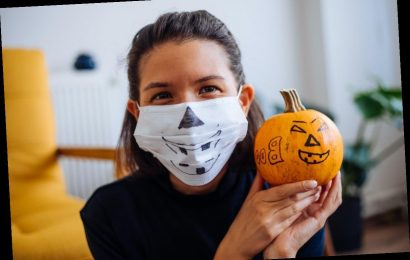 Should I Wear A Mask To A Halloween Party During Coronavirus? Here's What Experts Say