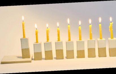Judaica Standard Time Makes Menorahs for the Millennial Aesthete