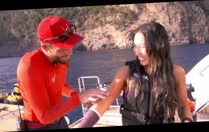 Below Deck Med charter guest Hannah Yu says Rob Westergaard did flirt with her, claims deckhand acted single