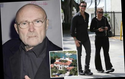 Phil Collins accuses ex-wife Orianne Cevey of hiring armed guards to keep him out of £25m Miami mansion