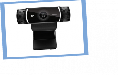Put your best foot forward on Zoom with this Logitech professional webcam