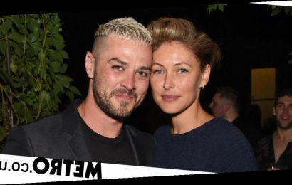 Emma Willis praised for 'breaking gender stereotypes' with picture of son Ace