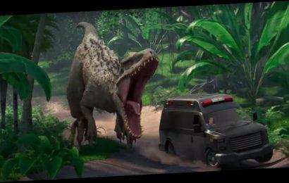 'Jurassic World: Camp Cretaceous' Season 2 Teaser Confirms More Dino Destruction in 2021