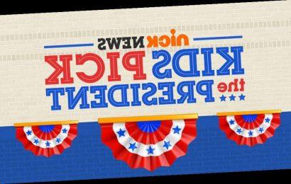 Joe Biden Wins Nickelodeon's 'Kids' Vote' Poll Despite Bot Interference