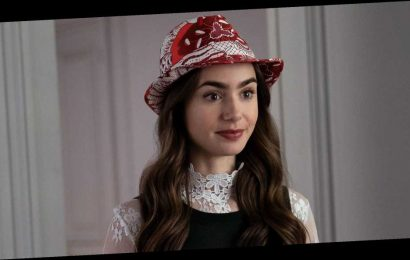 Faux Pas! Lily Collins Was 'Wrong' About 'Emily in Paris' Character's Age