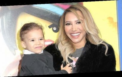 Naya Rivera & Ryan Dorsey's Son, 5, Puts His Buzz Cut On Display While Dancing In Cute New Videos