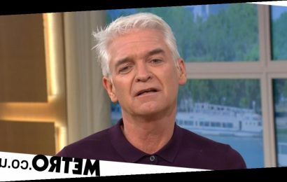 Phillip Schofield ran off This Morning to be sick over anxiety of being gay