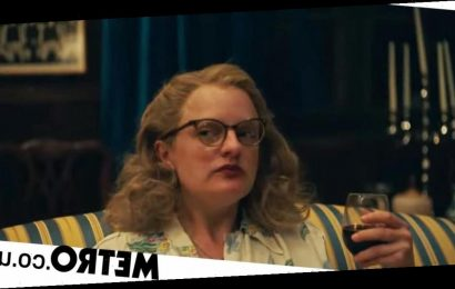 Shirley's true story as Elisabeth Moss stars as Haunting of Hill House author