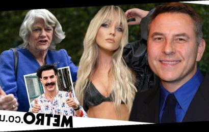 How David Walliams and Perrie Edwards were pranked into fake Borat audition